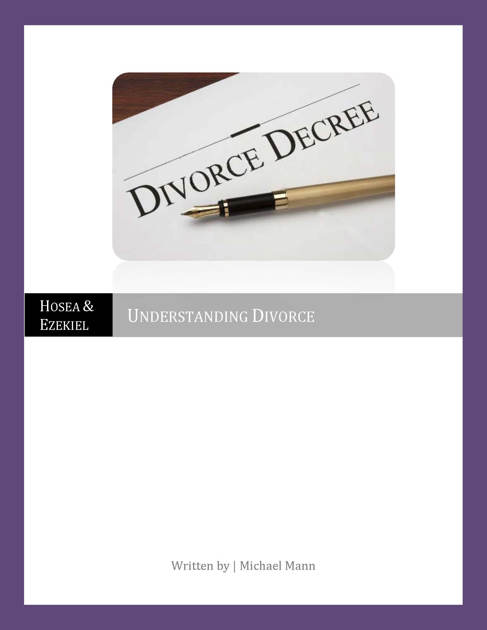 Divorce Bible Verses - Bible Study Tools